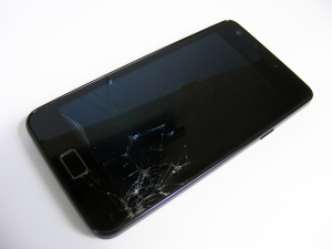Iphone broken phone